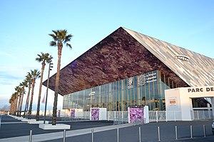 Park&Suites Arena - Image: Arena de Montpellier 2
