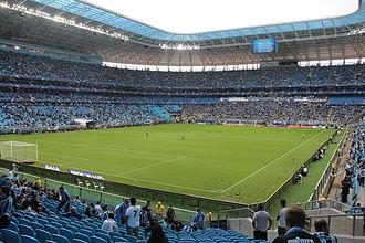 Grêmio Foot-Ball Porto Alegrense - Arena do Grêmio