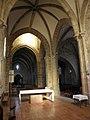 Argenton-Château (79) Église Saint-Gilles - Intérieur 01.jpg