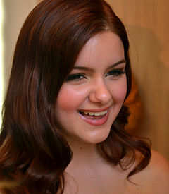 Ariel Winter vid Gracie Awards 2012