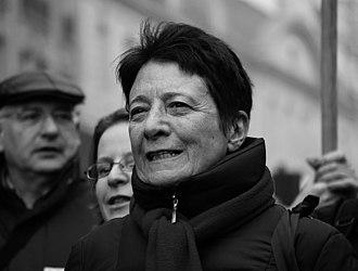 Lutte Ouvrière - Arlette Laguiller