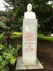 Armando Palascio Valdés (sculpture)