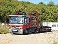 Armeau-FR-89-Monts-Queue-camion porte voitures-01.jpg