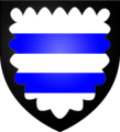 Arms of the Parr family of Kendal.png