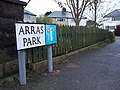 Arras Park, Bangor - geograph.org.uk - 2134296.jpg