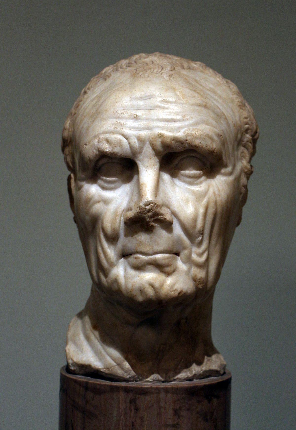 Ritratto romano repubblicano - Wikipedia
