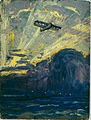 Arthur Lismer - Sketch for Minesweepers and Seaplanes.jpg
