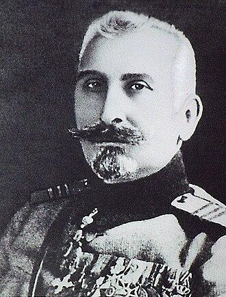 Artur Văitoianu - General Artur Văitoianu