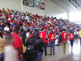 Citizens' Action Party (Costa Rica) - PAC's Youth General Assembly, 2016