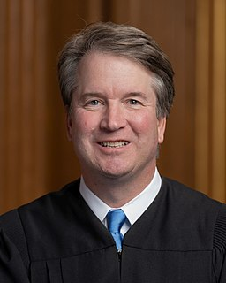 Brett Kavanaugh Associate Justice of the Supreme Court of the United States
