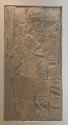 Assyrian - Relief with Winged Genius - Walters 219.jpg