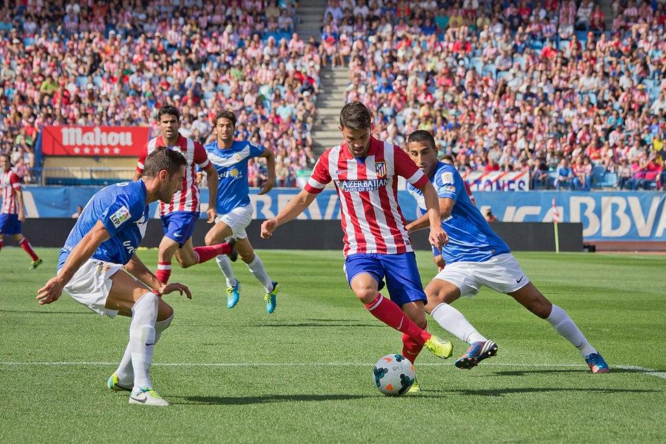 Atlético de Madrid vs UD Almería - 08