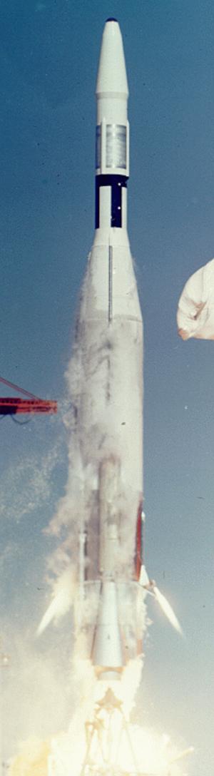 Ranger 4 - Launch of Ranger 4