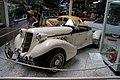 Auburn-Ford-V8 1955 Cabriolet Replica LSideFront SATM 05June2013 (14597366841).jpg