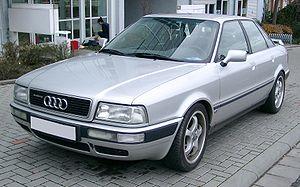 Audi 80 Википедия