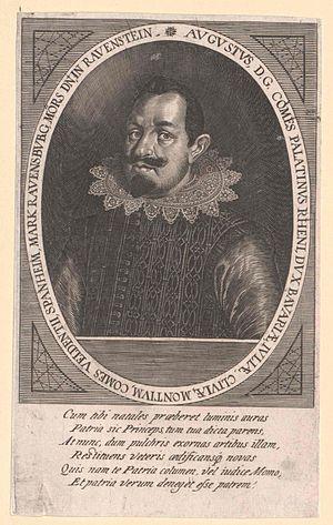 Augustus, Count Palatine of Sulzbach