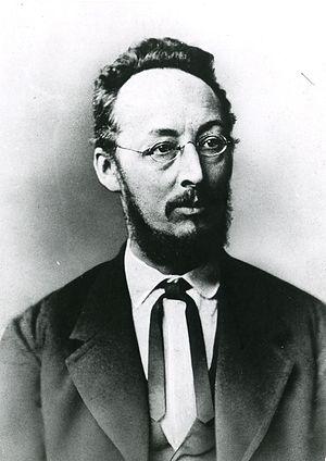 Bremen-Vegesack - August Wilmanns around 1880