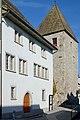 Aussenfassaden der im November 2011 zum Abschluss gebrachten Erneuerungsarbeiten am Stadtmuseum Rapperswil 2012-11-01 14-24-27 ShiftN.jpg