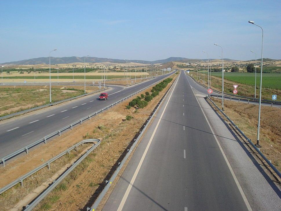 Autoroute Tunis-Beja