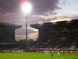Stade de l'Abbé-Deschamps - Stade Abbé-Deschamps