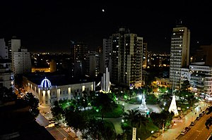 Avellaneda - Alsina Square