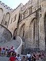 Avignon - Palais des Papes - wall - 2006 - panoramio.jpg