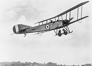 Avro 504B Ministry of Information First World War Miscellaneous Collection Q33805.jpg
