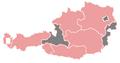 Avusturyadaki Türklerin yoğun olduğu eyaletler ve Viyana ili.png