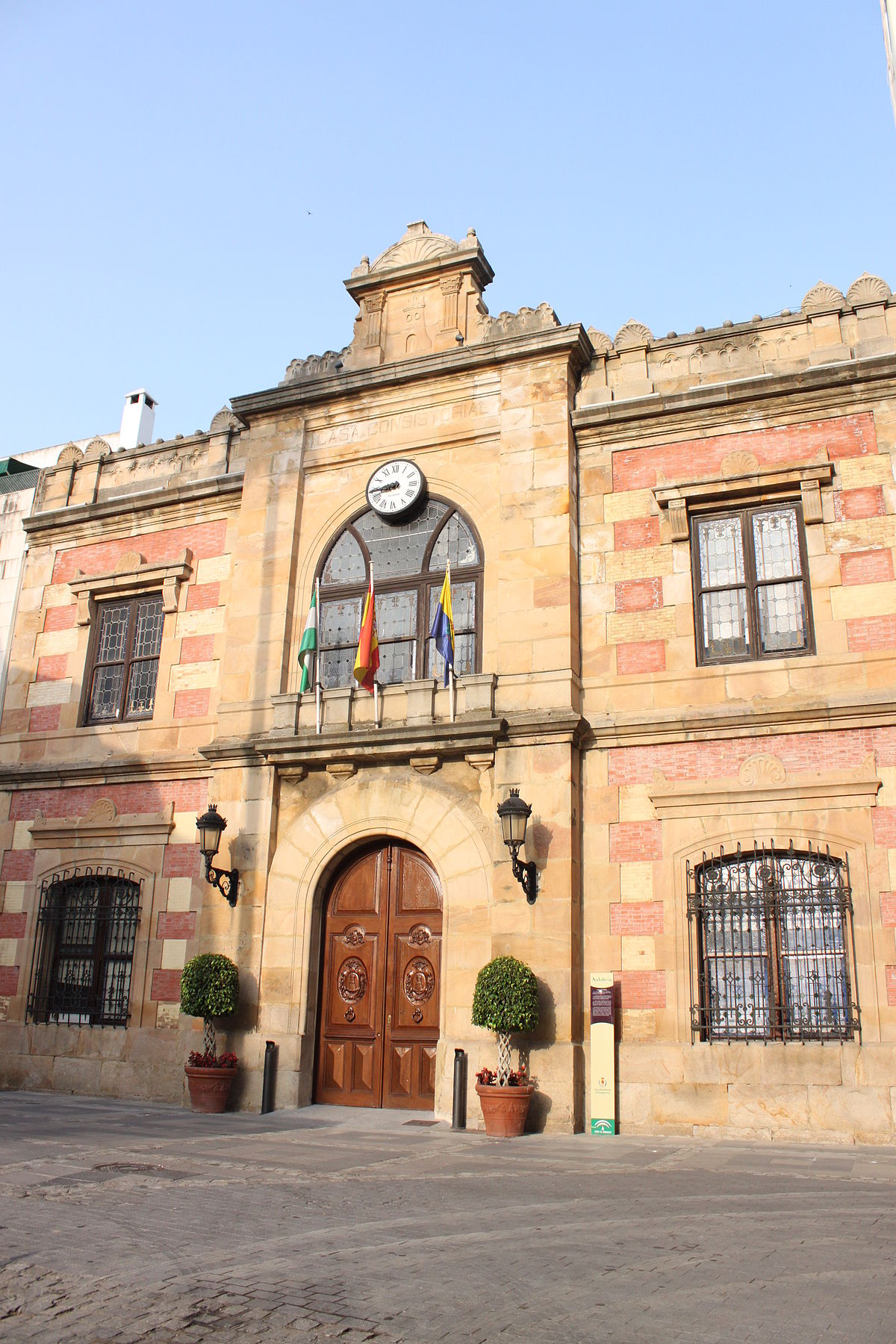 casa consistorial de algeciras wikipedia la