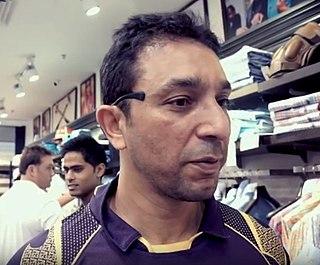 Azhar Mahmood Pakistani Cricketer