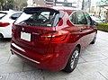 BMW 218d Active Tourer Luxury (F45) rear.jpg
