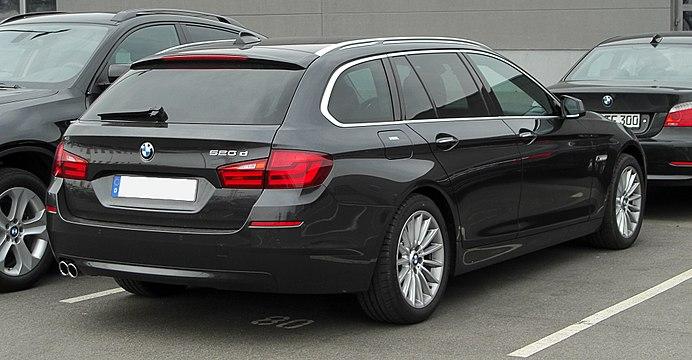 BMW 5 Series (F10) - Wikiwand
