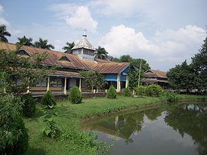 Dhubri - Bhola Nath College at Dhubri