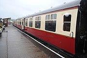 BR Mk1 Corridor Second 24993