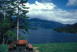 BUTTLE LAKE, VANCOUVER ISLAND, BRITISH COLUMBIA.jpg