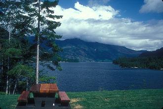 Buttle Lake - Buttle Lake