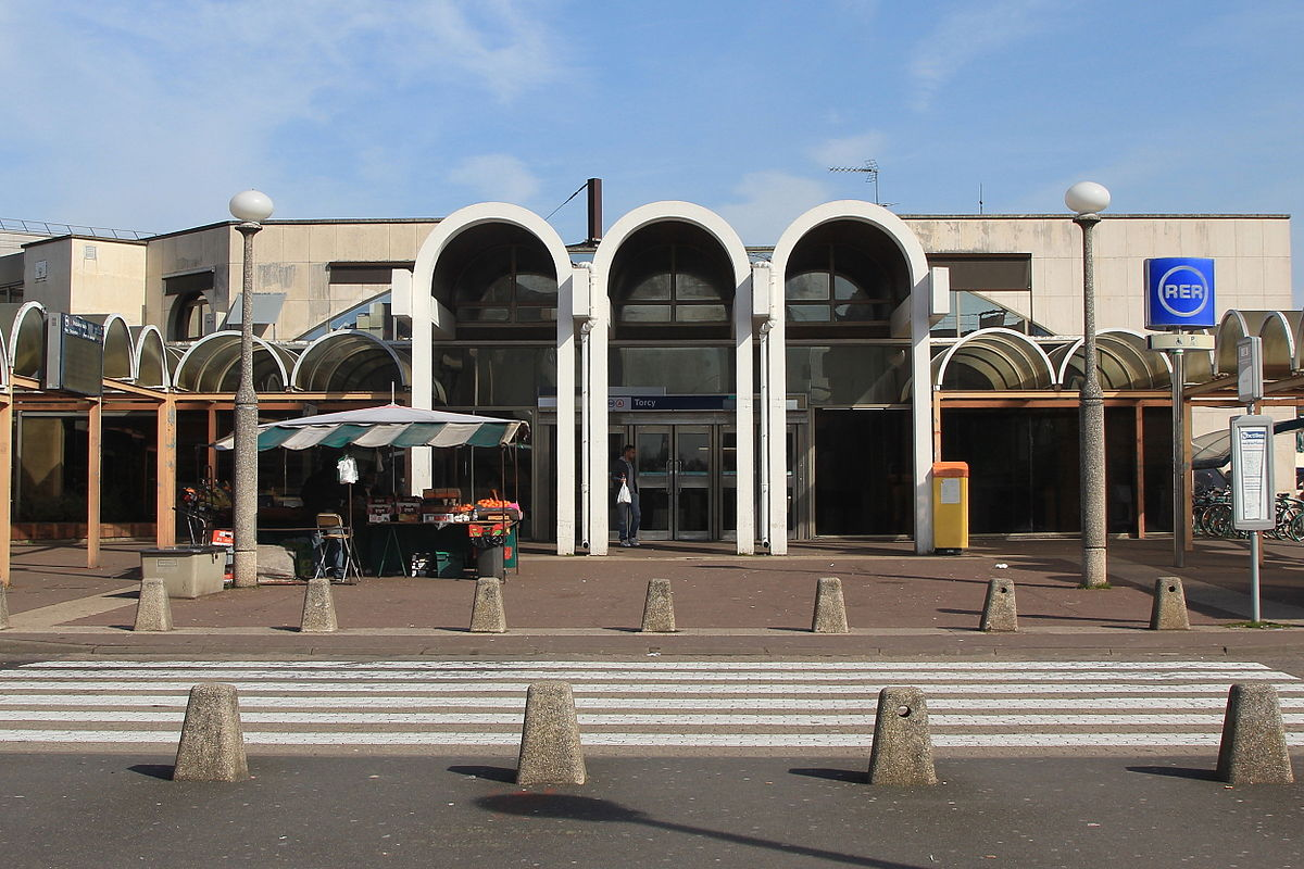 gare de torcy wikip dia. Black Bedroom Furniture Sets. Home Design Ideas