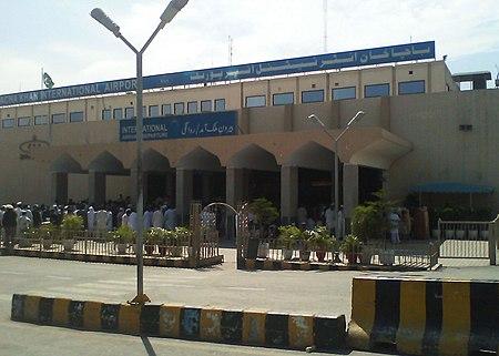 Lapangan Terbang Antarabangsa Bacha Khan