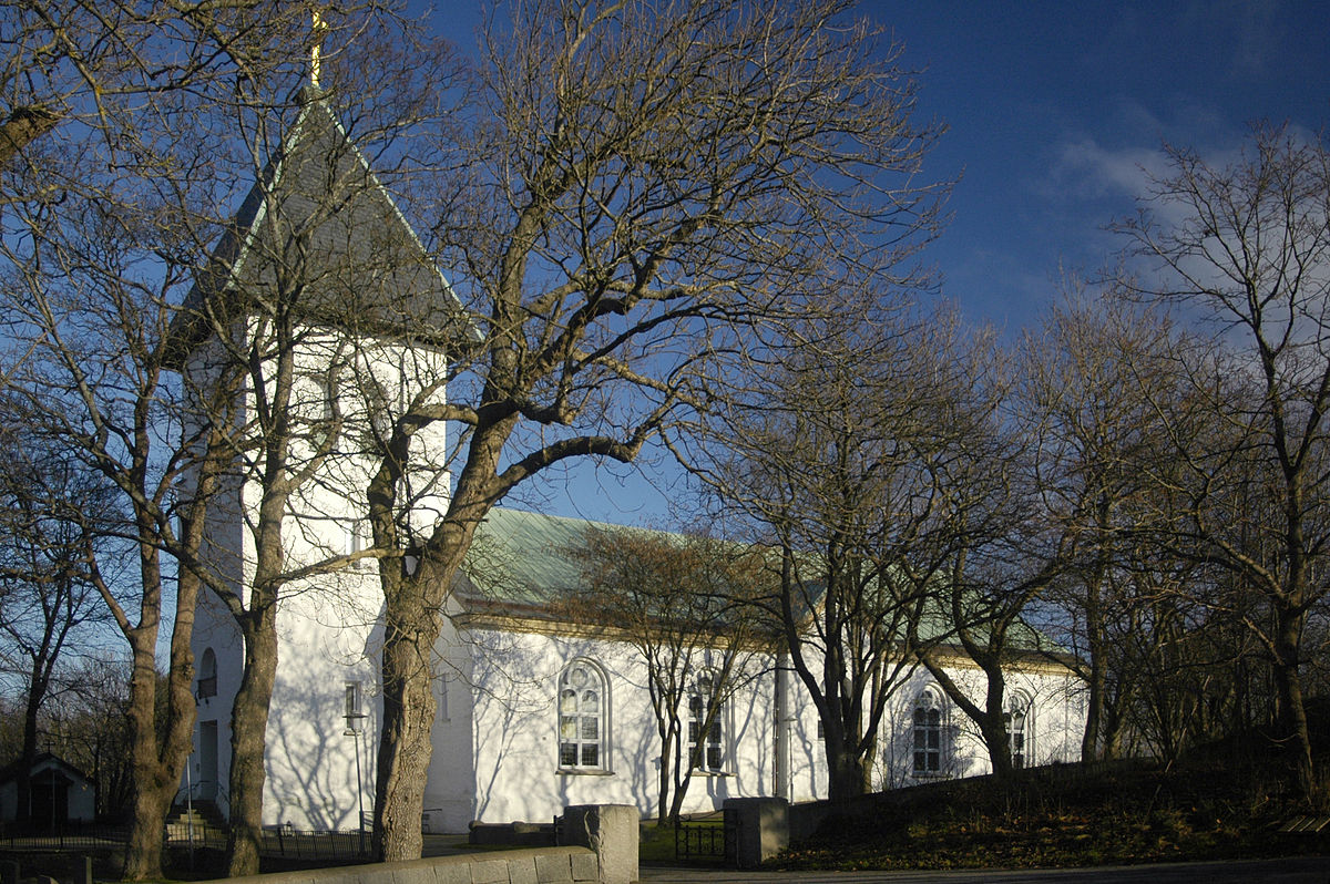 Fönster blyinfattade fönster : Backa kyrka – Wikipedia