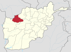 Badghis in Afghanistan.svg