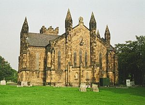Bagillt - Image: Bagillt, St Mary's Church