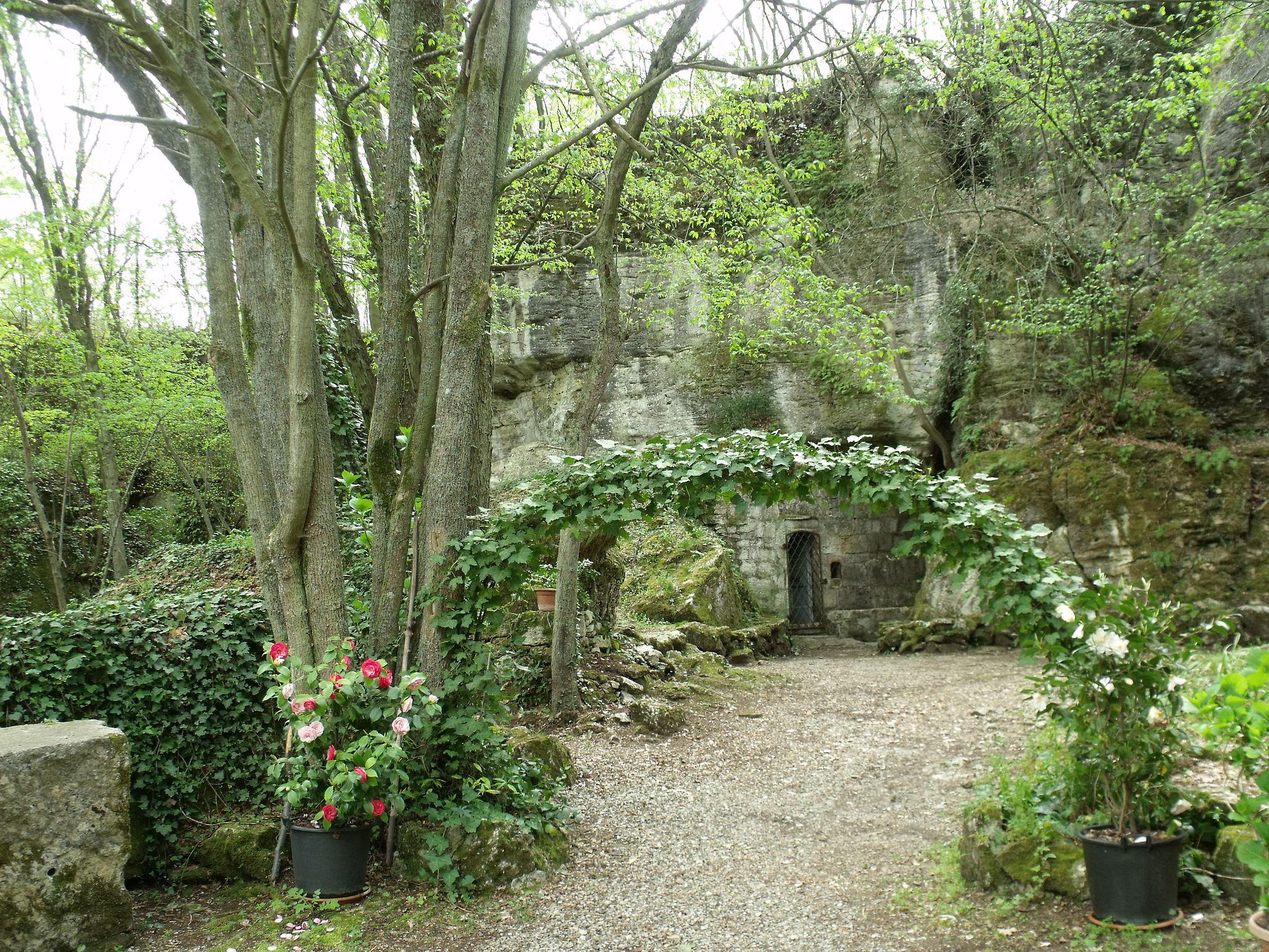 Grotta di San Filippo in Bagni San Filippo