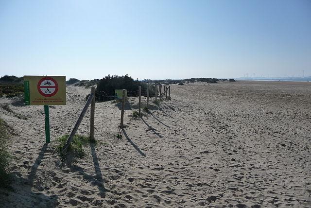 Playa de Levante (El Puerto de Santa María)