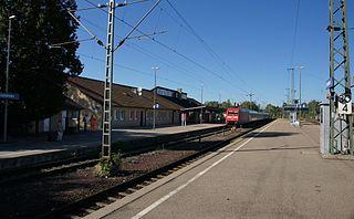 Crailsheim station