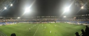 2016–17 Azerbaijan Premier League - Image: Bakcell Arena 5