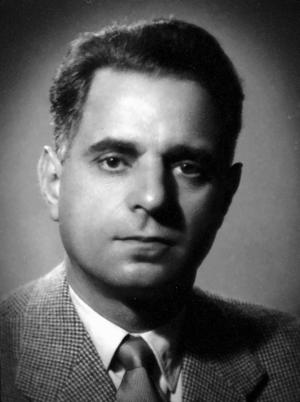 Ahmed Balafrej - Ahmed Balafrej in 1950