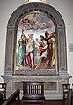 Baldassarre Peruzzi o Daniele da Volterra, la Sibilla Tiburtina vaticinia ad Augusto la nascita del Messia.JPG