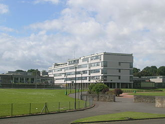 Balwearie High School - Balwearie High School – C Block