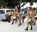 Band Team of Bangladesh National Cadet Corps.jpg