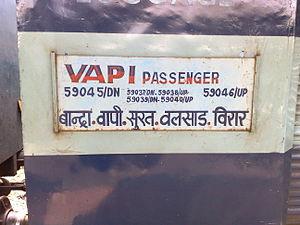 Bandra Terminus Vapi Passenger.jpg